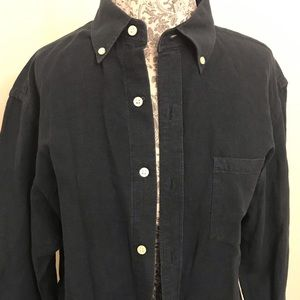 Men's Banana Republic linen shirt